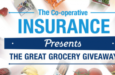"Co-op Insurance launches £50 ""great grocery giveaway"""