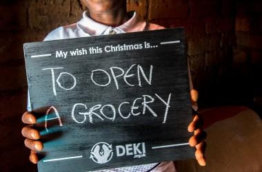 December prize draw: change a life with a Deki loan