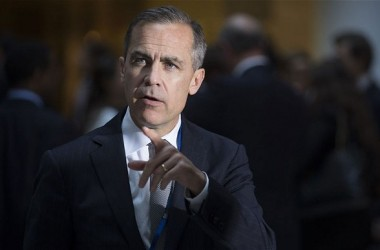 SMUG MONEY: The only thing easing me right now is Carney