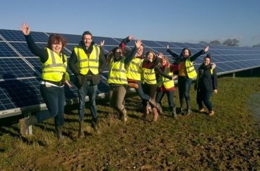 Community energy – the beginning of the end for the Big Six?