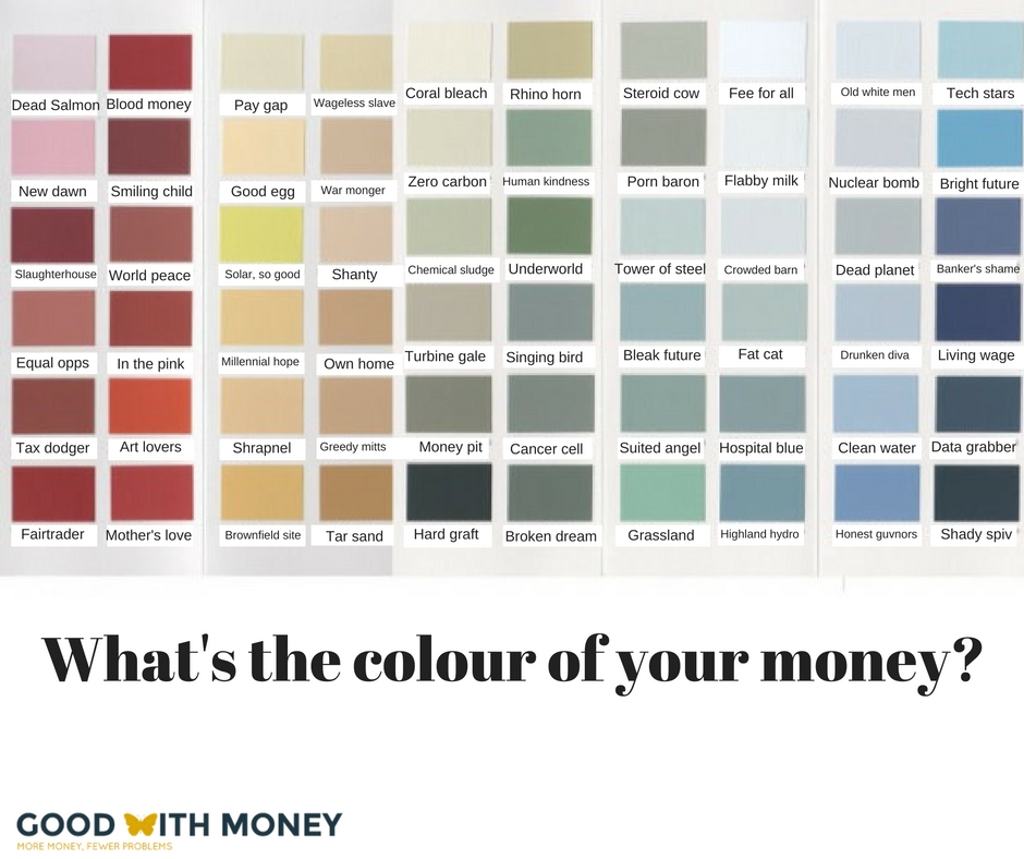 Colour of Money
