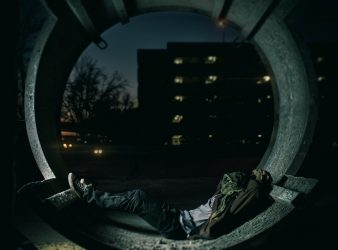 Building society members help end youth homelessness