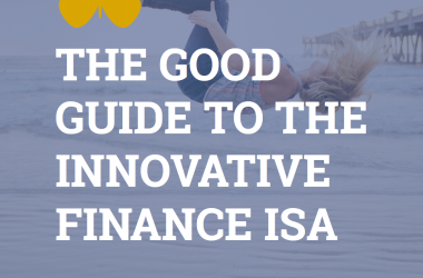 Good With Money launches Good Guide to the IFISA