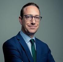 George Latham, managing partner of WHEB Asset Management